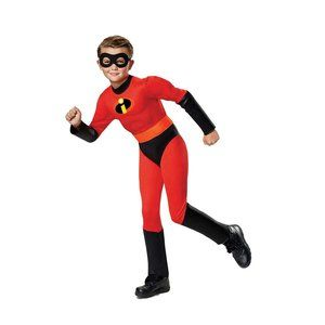 NEW Disguise Incredibles 2 Boys' Muscle Costume